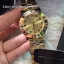 Marc Jacobs Amy Gold Tone Multi Glitz Dial Women's Watch MBM3141 thumbnail 2
