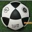 ลูกฟุตบอลหนังอัด H3 เบอร์ 5 (บอลขาวดำ) thumbnail 5