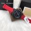 นาฬิกาข้อมือ MICHAEL KORS รุ่น Dylan Chronograph Black Dial Red Silicone Men's Watch MK8382 thumbnail 2