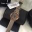 นาฬิกาข้อมือ Marc By Marc Jacobs รุ่น JACOBS Baker Mini Rose Gold/Grey Leather Strap Watch MBM1318 thumbnail 1
