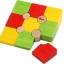 บล๊อคไม้หรรษา ของเล่นเพื่อการศึกษา ของเล่นพัฒนาสมอง จิิ๊กซอว์ไม้ thumbnail 1