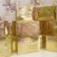 สบู่น้ำผึ้งผสมทองคำบริสุทธิ์และวิตามิน E thumbnail 1