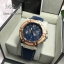 GUESS Multifunction Blue Leather Strap W0040G6 thumbnail 2