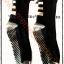 ถุงเท้ากันลื่น ยาว (สีดำ) thumbnail 4