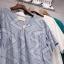 แม็กซี่เดรส Boho Embroidery Dress thumbnail 8