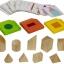 จับคู่เงาสามมิติ ของเล่นฝึกทักษะการคิด ของเล่นไม้ ของเล่นฝึกสมอง thumbnail 2