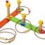โยนห่วงมหาสนุก ของเล่นเพื่อฝึกการแก้ปัญหา ของเล่นฝึกสมอง ของเล่นไม้ thumbnail 1