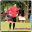 เสื้อรัดกล้ามเนื้อ แขนยาว body fit (สีแดง) thumbnail 3