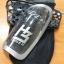 สนับแข้ง H3 รุ่น Double ป้องกัน 2 ชั้น (สีดำ) ไซส์ S/S thumbnail 3