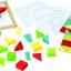 ของเล่นเสริมสร้างจินตนาการ ของเล่นฝึกสมอง กระดานไม้รูปทรงพื้นฐาน thumbnail 3