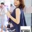 เสื้อแฟชั่น Floral Embroidery Sleeveless Blouse - สีขาว thumbnail 5