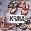 รองเท้าแฟชั่น Summer Collection Shoes Red thumbnail 4
