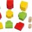 บล๊อคไม้หรรษา ของเล่นเพื่อการศึกษา ของเล่นพัฒนาสมอง จิิ๊กซอว์ไม้ thumbnail 4
