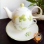 ชุดกาน้ำชา Tea For One - Green Leaf