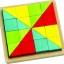 ของเล่นเสริมสร้างจินตนาการ ของเล่นฝึกสมอง กระดานไม้รูปทรงพื้นฐาน thumbnail 8