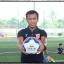 ลูกฟุตบอลบอลหนังเย็บ H3 Thailand (NO.4) เบอร์ 4 thumbnail 3