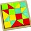 ของเล่นเสริมสร้างจินตนาการ ของเล่นฝึกสมอง กระดานไม้รูปทรงพื้นฐาน thumbnail 7