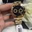 นาฬิกาข้อมือ Marc By Marc Jacobs รุ่น Blade Black Dial Gold Tone Ladies Watch MBM3309 thumbnail 2