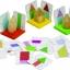 จับคู่เงาสามมิติ ของเล่นฝึกทักษะการคิด ของเล่นไม้ ของเล่นฝึกสมอง thumbnail 3