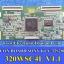#T-CON BOARD SONY KLV-32S200A 320WSC4L V1.1 thumbnail 1