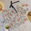 เสื้อแฟชั่น Floral and Stripe Top thumbnail 11