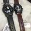 นาฬิกาข้อมือ Marc by Marc Jacobs Larry Chronograph Brown Leather Watch MBM5053 thumbnail 2