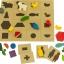 จับคู่มหาสนุก ของเล่นฝึกทักษะ ของเล่นไม้ ของเล่นฝึกสมอง เกมส์ไม้ thumbnail 1