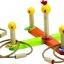 โยนห่วงมหาสนุก ของเล่นเพื่อฝึกการแก้ปัญหา ของเล่นฝึกสมอง ของเล่นไม้ thumbnail 3