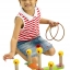 โยนห่วงมหาสนุก ของเล่นเพื่อฝึกการแก้ปัญหา ของเล่นฝึกสมอง ของเล่นไม้ thumbnail 2