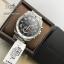 นาฬิกาข้อมือ MICHAEL KORS รุ่น Brecken Chronograph Black Dial Stainless Steel Men's Watch MK8438 thumbnail 3