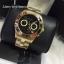 นาฬิกาข้อมือ Marc By Marc Jacobs รุ่น Blade Black Dial Gold Tone Ladies Watch MBM3309 thumbnail 1
