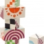 ลูกบาศก์มหัศจรรย์ ของเล่นฝึกสมอง ตัวต่อไม้ ของเล่นสำหรับเด็ก thumbnail 4