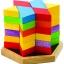 บล๊อคสร้างสรรค์ ของเล่นพัฒนาสติปัญญาเด็ก ของเล่นฝึกสมอง ของเล่นไม้ thumbnail 4