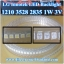 LG TOSHIBA LED Backlight 1210 3528 2835 1W 3V 100LM Cool white thumbnail 1