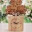 ของตกแต่งสวยงาม ของตกแต่งบ้านกับ กล่องไม้นาฬิกา ลายฉลุต้นไม้ใหญ่ thumbnail 1