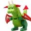 มังกรน้อยแสนน่ารัก ของเล่นไม้เสริมทักษะ ของเล่นฝึกสติปัญญา บล๊อคไม้ thumbnail 1