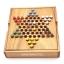 Chinese Checker ดาวพับ 6 ของเล่นฝึกสมอง ของเล่นไม้พัฒนาสมอง thumbnail 1