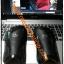สนับหน้าแข้ง H3 RE ROBOT JAPAN (สีดำ) ไซส์ M/M thumbnail 4