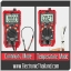 Digital Multimeter UYIGAO มัลติมิเตอร์ดิจิตอล มหาเทพ 10 สำหรับช่างมืออาชีพ thumbnail 6