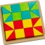 ของเล่นเสริมสร้างจินตนาการ ของเล่นฝึกสมอง กระดานไม้รูปทรงพื้นฐาน thumbnail 9