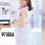 ชุดเดรสแฟชั่นลูกไม้ Lollita Lace Dress สีดำ thumbnail 3