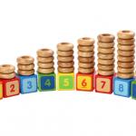 ลูกเต๋าคณิตศาสตร์ เกมส์ฝึกสมอง ของเล่นเสริมพัฒนาการ และสติปัญญา