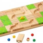 เกมส์ตัวต่อสร้างเส้นทาง เกมส์ฝึกสมอง ของเล่นเสริมสร้างจินตนาการ
