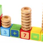 ฝึกการนับตัวเลข กับเกมส์ฝึกสมอง ของเล่นเสริมพัฒนาการ และสติปัญญา
