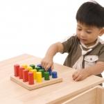 แท่งเรขาคณิตหรรษา ของเล่นเสริมพัฒนาการ ของเล่นเสริมสร้างสติปัญญา