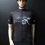 เสื้อปั่นจักรยานสีดำ รุ่น 4