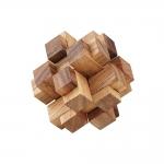 เกมส์ไม้บากพิศวง เกมส์ฝึกสมอง 3D Diamond Wooden Game มีสองขนาด