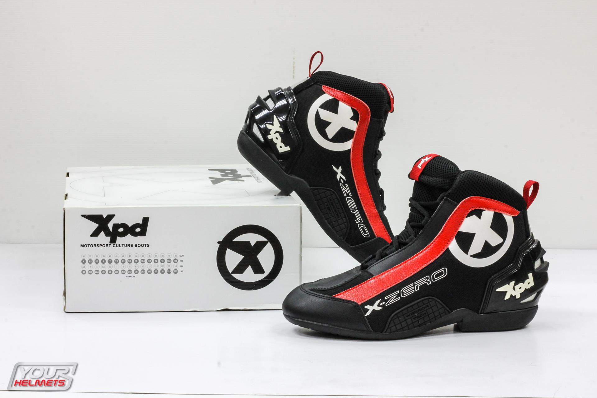 XPD X-ZERO R RED