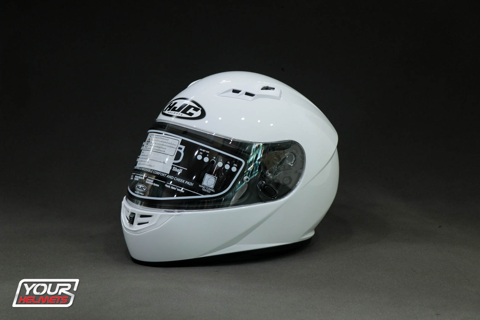 HJC CS-15 WHITE