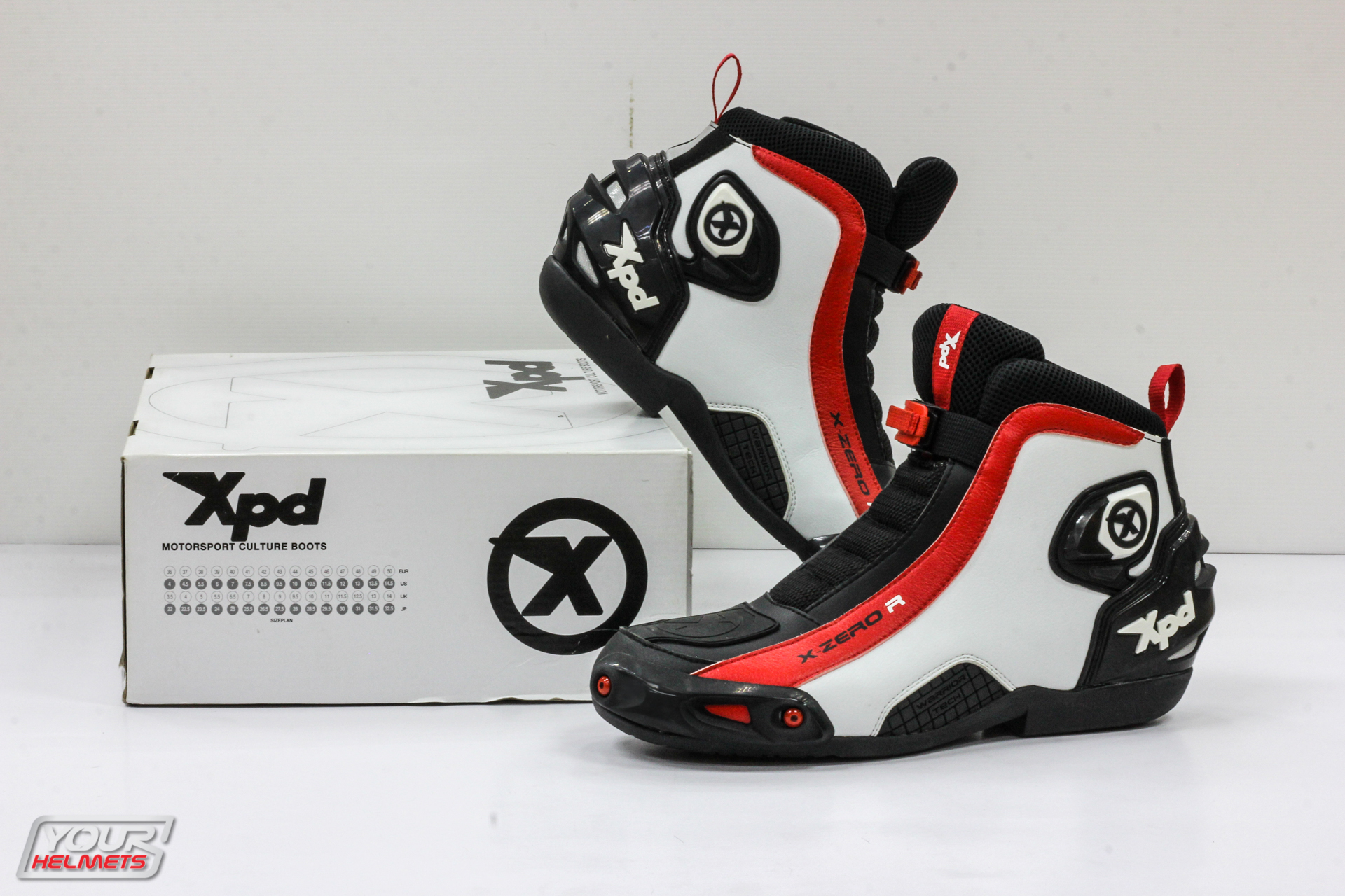 XPD X-ZERO R White
